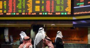 البورصة العربية / المنتصف