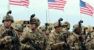 الجيش الامريكي / المنتصف