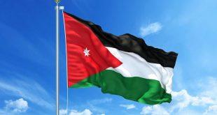 علم الأردن