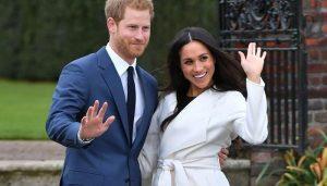 الأمير هارلي وزوجته / المنتصف