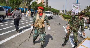الحرس الثوري الايراني /المنتصف