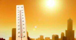 طقس أجواء حارة