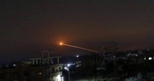 غزة صاروخ