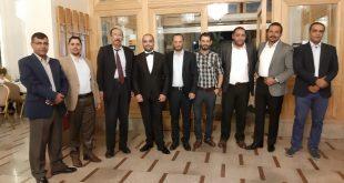 حفل زفاف تامر الضمور