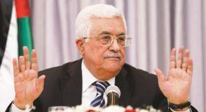 محمود عباس / المنتصف