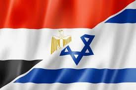 علم اسرائيل ومصر