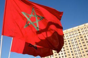 علم المنتصف / علم المغرب