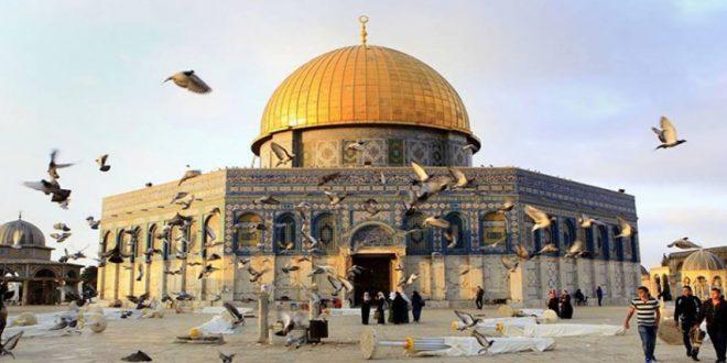 المسجد الأقصى/المنتصف