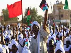 السودان احتجاج /المنتصف