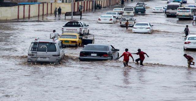 امطار السودان ،/صحيفة المنتصف