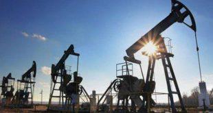 حقول النفط /المنتصف