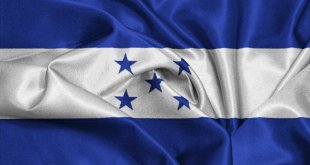 هندوراس علم /صحيفة المنتصف