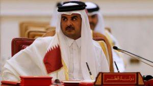 امير قطر /صحيفة المنتصف