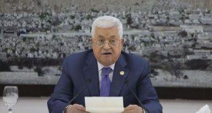 الرئيس محمود عباس /المنتصف