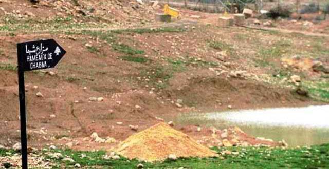 مزارع شبعا /المنتصف