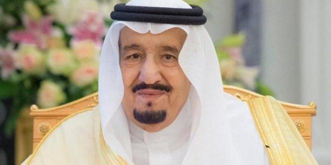 الملك سلمان/المنتصف