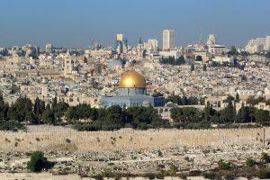 القدس /المنتصف
