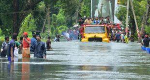 فيضانات الهند /المنتصف