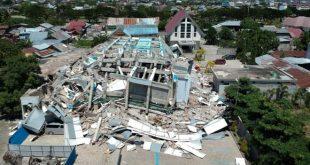زلزال اندونيسيا /المنتصف