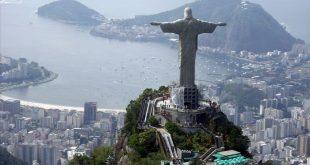 البرازيل -المنتصف
