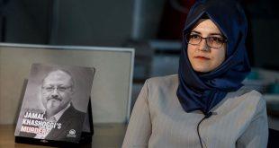 خديجة جنكيز /المنتصف