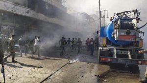 تفجير الباب السورية /المنتصف