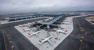 مطار اسطنبول /المنتصف
