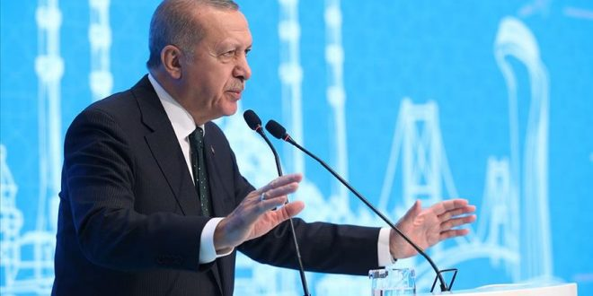اردوغان /المنتصف