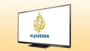 قناة الجزيرة -المنتصف