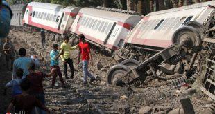 انقلاب قطار مصر -المنتصف