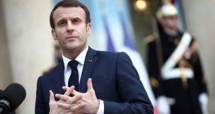 ماكرون فرنسا -المنتصف