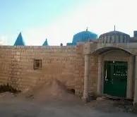 مقام الشيخ علي المومني -المنتصف