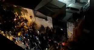 مظاهرة القدس-المنتصف