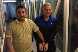 اعتقال زياد قطان -المنتصف