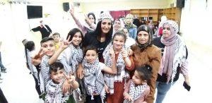 زومبا لايف القدس -المنتصف
