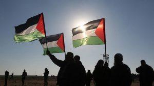 فلسطين -المنتصف