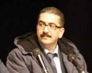 الصحفي عدنان برية -المنتصف