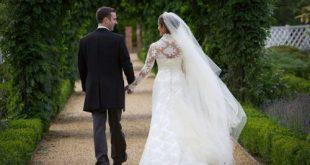 زفاف -المنتصف