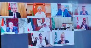 وزراء خارجية العرب -المنتصف