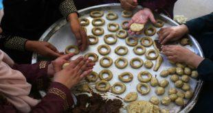 تحضيرات العيد فلسطين - المنتصف
