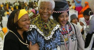 عائلة مانديلا -المنتصف
