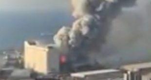 انفجار بيروت - المنتصف