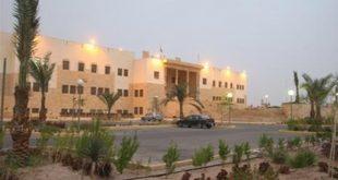 الجامعة الأردنية العقبة - المنتصف
