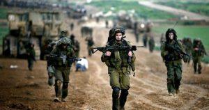 الجيش الاسرائيلي-المنتصف