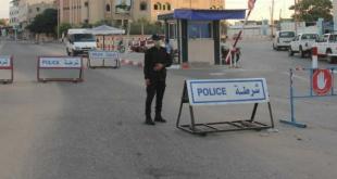 المرور بغزة يمنع منعاً باتاً-المنتصف