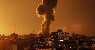 قصف غزة-المنتصف