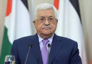 محمود عباس -المنتصف