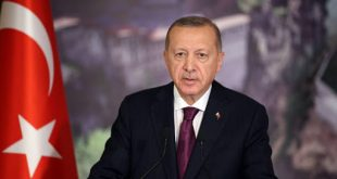 اردوغان - المنتصف