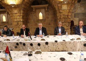 قيادة حماس- المنتصف
