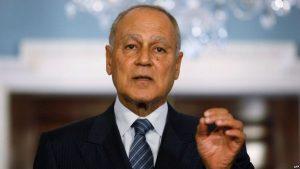 أحمد ابو الغيط-المنتصف